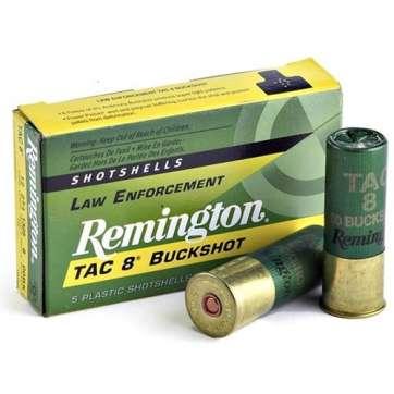 Shotshell Buckshot Ammo